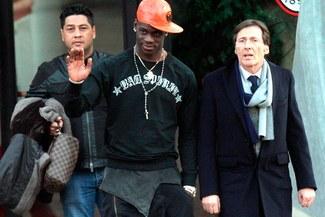 Mario Balotelli, el traspaso más caro en Inglaterra