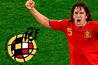 Carles Puyol retorna a la selección española tras un año de ausencia