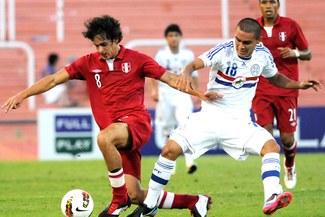 Rafael Guarderas integra el once ideal del Sudamericano Sub 20 para el diario AS