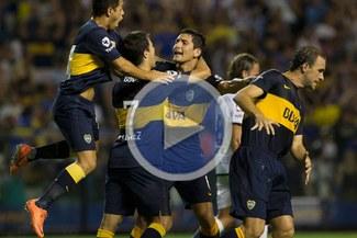 Boca Juniors ganó 3-2 a Quilmes tras remontar un 0-2 [VIDEO]