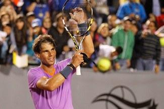 Rafael Nadal clasificó a la gran final del Viña del Mar
