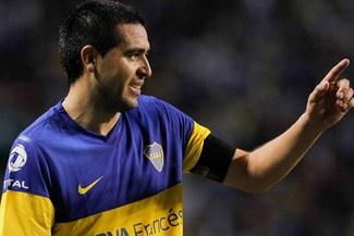 Juan Román Riquelme: Estoy sintiéndome futbolista otra vez