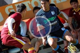 Juan Carlos Mariño participó del empate entre Querétaro y Atlante [VIDEO]