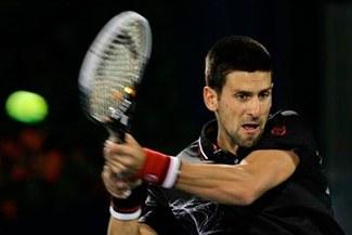Novak Djokovic cayó en la primera ronda del torneo de Dubai