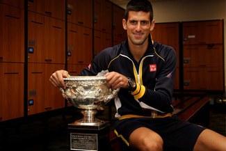 Novak Djokovic: Roland Garros es mi principal prioridad