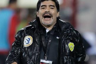 Maradona: ¿Cómo es posible que yo no esté entrenando algún equipo?