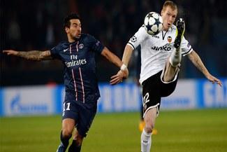 Mira lo mejor del París Saint-Germain-Valencia por la Champions [FOTOS]