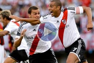 River Plate derrotó a Colón de Santa Fe y lidera en la Liga argentina [VIDEO]