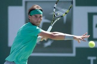 Rafael Nadal ya está en la final del Indian Wells y se enfrentará a Del Potro