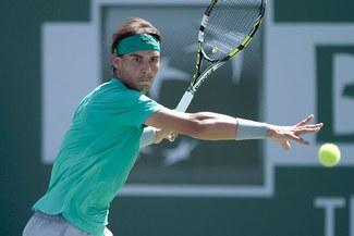 Rafael Nadal: ¡La final de Indian Wells es más de lo soñado!