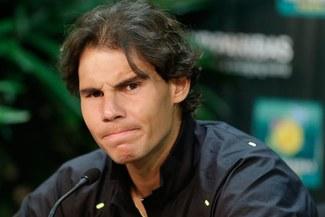 Rafael Nadal no disputará el Masters 1.000 de Miami