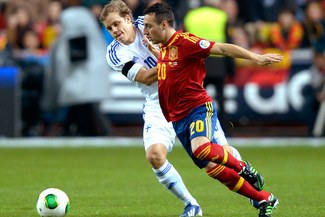 Santi Cazorla: No tiene ningún sentido dudar de la selección española por dos empates