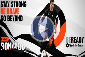 Cristiano Ronaldo presenta su nueva página web oficial