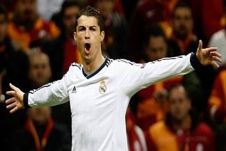 Cristiano Ronaldo lidera con 11 goles la tabla de artilleros en Champions