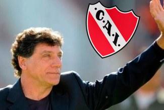 Miguel Ángel Brindisi asumió como técnico del Club Atlético Independiente