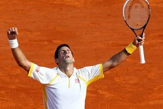 Novak Djokovic avanzó a octavos del Masters de Montecarlo