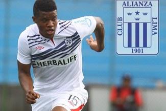 Luis Perea llegaría a Alianza Lima en julio a pedido de Wilmar Valencia