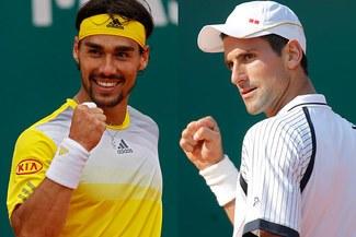 Novak Djokovic ya es semifinalista del Masters 1000 de Montecarlo