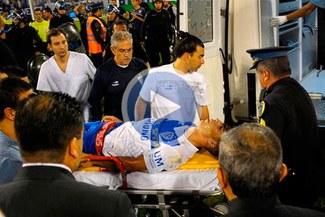 Jugador de Vélez Sarsfield aseguró que sufrió traumatismo craneal y no ataque de epilepsia [VIDEO]