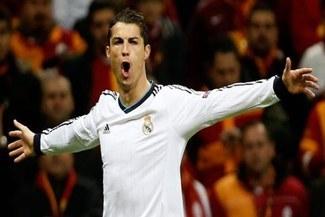 Cristiano Ronaldo lidera con 12 goles la tabla de artilleros en Champions League