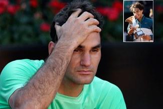 Roger Federer: Jugué bastante bien, pero Rafael Nadal es consistente