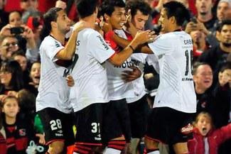 Con gol de Rinaldo Cruzado, Newell's Old Boys venció 4-0 a Boca Juniors [VIDEO]