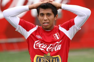 Rinaldo Cruzado: Creo que mi lesión no ha sido muy grave