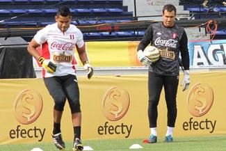 Raúl Fernández: Radamel Falcao es un jugador peligroso, pero estamos preparados para enfrentarlo