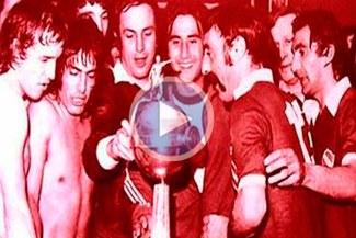 LO QUE TU VIEJO NO TE CONTÓ: El apagón y el gol de 'Trucha' a Racing [VIDEO]