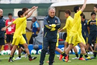 Copa Confederaciones: Alberto Zaccheroni señaló que Japón necesita más experiencia internacional