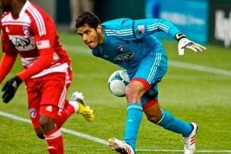 Raúl Fernández fue elegido el 'Latino de la Jornada' en la MLS por tercera vez [VIDEO]