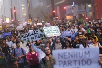 Copa Confederaciones: Manifestantes siguen con las protestas