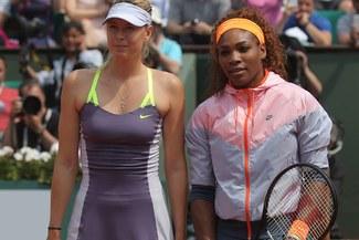 """María Sharapova y Serena Williams desatan tremendo lío de """"faldas"""""""