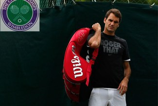 Roger Federer: Estoy listo para defender mi título en Wimbledon