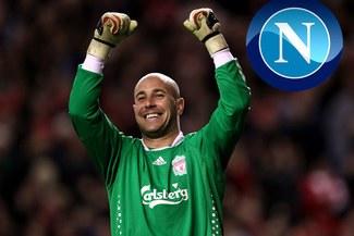 Pepe Reina jugaría un año cedido en Napoli, según prensa italiana