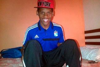 Llegaron restos del jugador de Sporting Cristal  Yair Clavijo