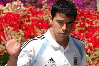 Javier Saviola fichó por el Olympiacos por dos temporadas