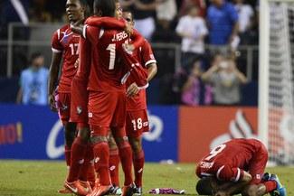 Copa de Oro: Panamá venció 2-1 a México y lo dejó fuera de la final