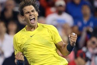 Rafael Nadal ganó el Abierto de Canadá y será tercero en el ranking ATP [VIDEO]