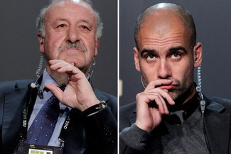Josep Guardiola quiere evitar 'roces' con Vicente del Bosque ¡Entérate por qué!
