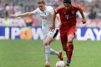 Claudio Pizarro retomará la titularidad en Bayern Múnich ante Friburgo [VIDEO]