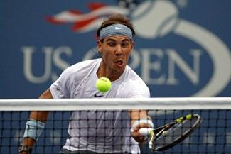 Rafael Nadal aplastó a Ryan Harrison y pasó a la segunda ronda del US Open [VIDEO]