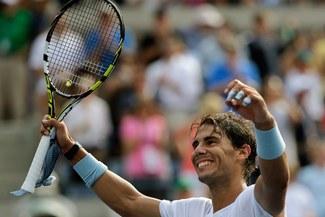"""Nadal tras su pase a octavos de final del US Open: """"He jugado mejor que en los partidos anteriores"""""""
