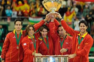 Rafael Nadal liderará la selección española durante la Copa Davis [VIDEO]