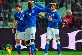 Eliminatorias Brasil 2014: Italia clasificó al mundial tras superar 2-1 a República Checa [VIDEO]
