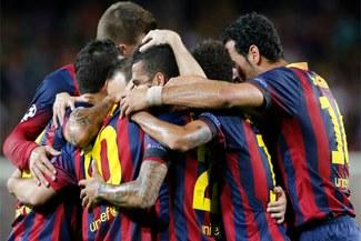 Champions League: Con goles de Lionel Messi Barcelona derrotó al Ajax [VIDEO]