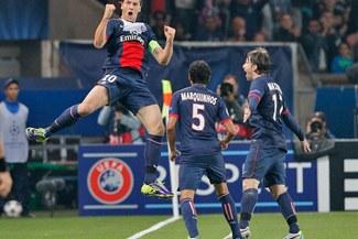 Zlatan Ibrahimovic dio a PSG el clásico francés ante Marsella [VIDEO]