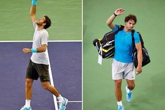Juan Martín del Potro destronó a Rafael Nadal, jugará la final contra Novak Djokovic y será 'Maestro'