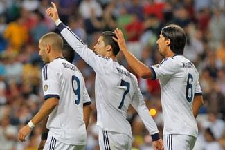 Barcelona vs Real Madrid: Sami Khedira protestó por mano en el área [VIDEO]