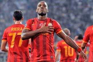 Con golazo de Didier Drogba: Galatasaray venció 2 – 4 al colero Kayserispor [VIDEO]